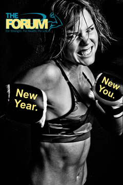 New Year. New You.