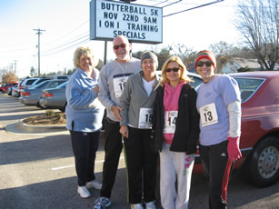 Butterball runners